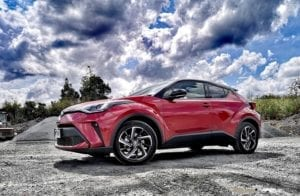 2020 Toyota C-HR Review NZ